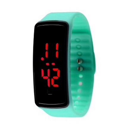 智能触屏电子运动手表