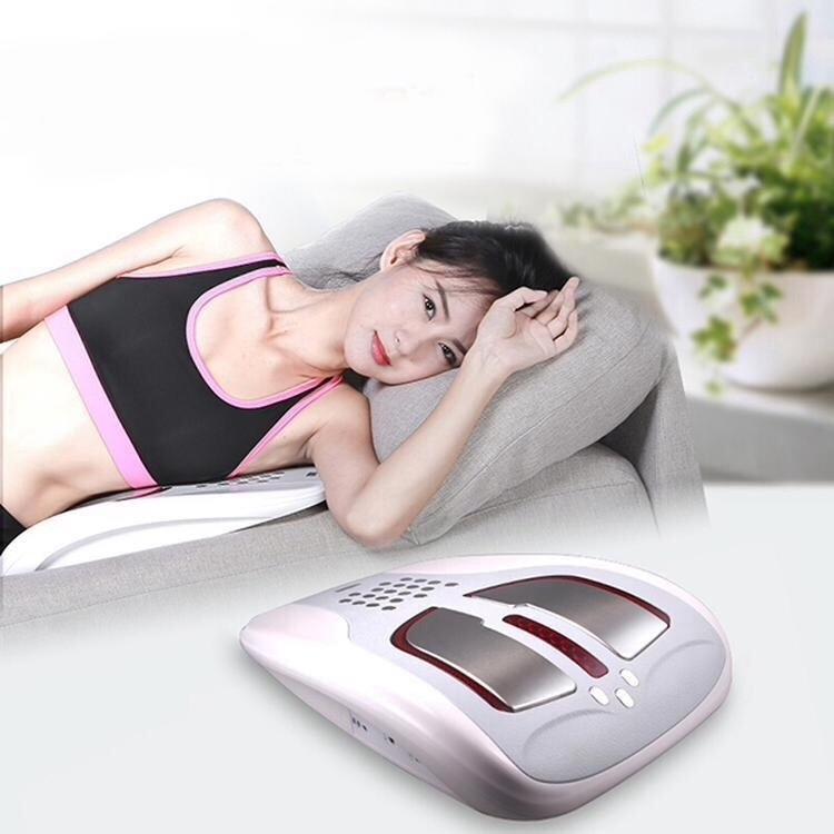 腰椎按摩仪,热灸脉冲牵引磁疗全守护